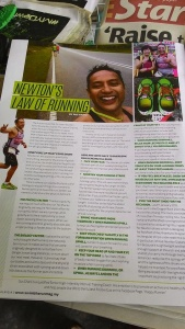 Newton's Law Of Running, SBR Malaysia