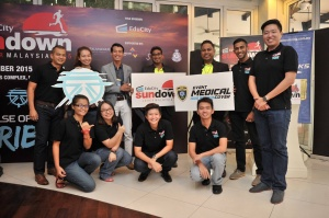 EduCity Sundown 2015 PC Launch at The Curve