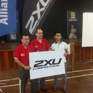 Everybody loves 2XU