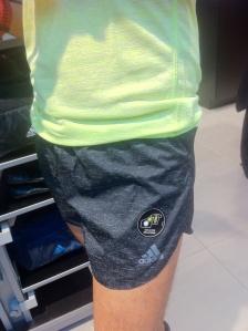 Adidas new lighter material