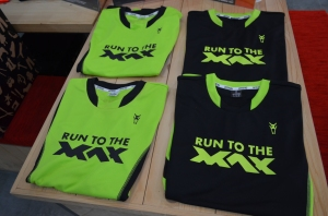 BEST DEAL! 'Run To The Max' Training Tee - RM25
