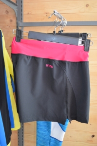 Women's Training Shorts by Amnig