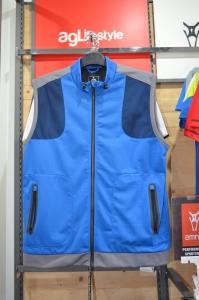 Men's Sleeveless Training Jacket