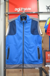 Men's Sleeveless Training Jacket