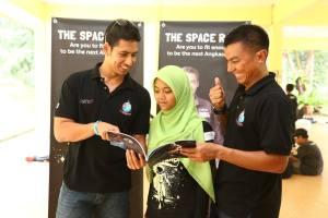 Making Science Fun_Space Race