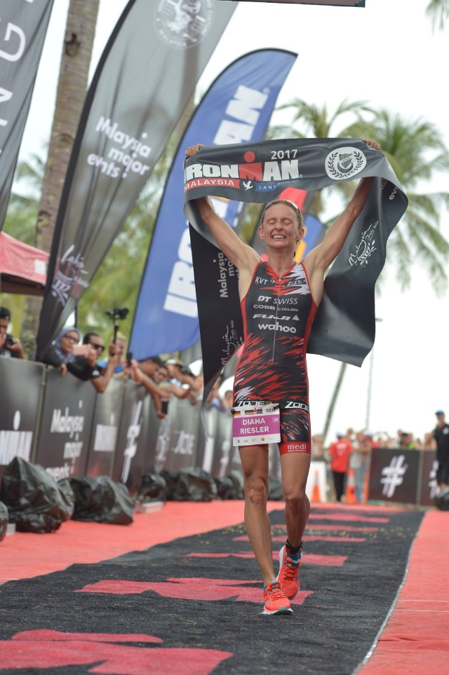 Diana Riesler the Queen of Langkawi the defending champion of IRONMAN Malaysia Langkawi for the fourth time in a row_preview.jpg