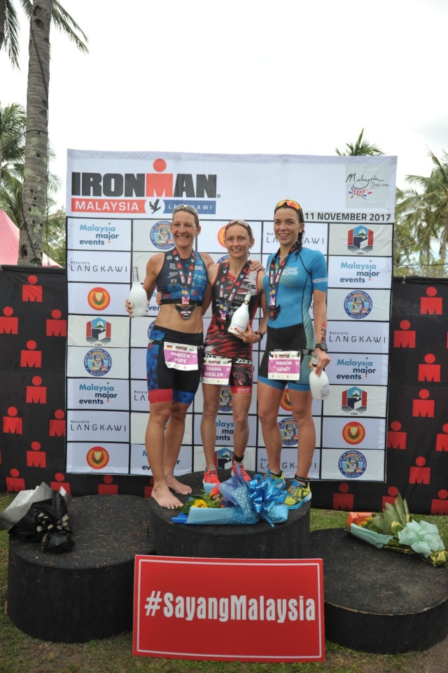 Women's Podium (from L-R) Mareen Hufe (Second Place), Diana Riesler (4th defending champion) & Manon Genet (third Place)_preview.jpg