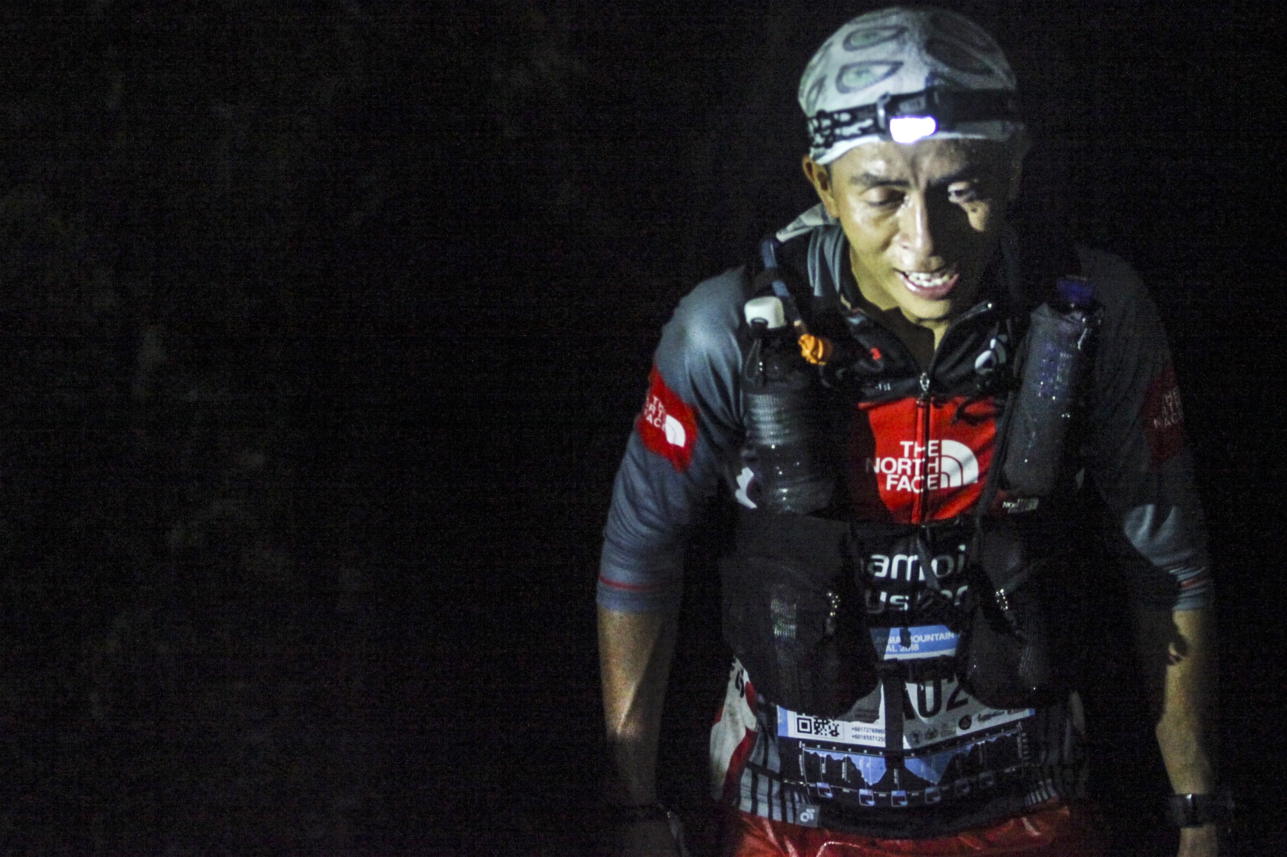2) MMTF 2018 - Daved Simpat. It's not an easy feat, and darkness is just one of the challenges faced by ultra trail runners