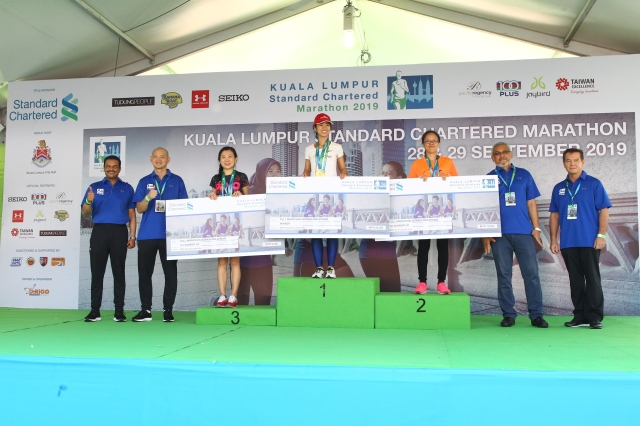 KLSCM2019 FM Women Malaysian with Abrar and Ong Kian Ming (left) and Khalid Samad and Datuk Wira Mark Ling (right)